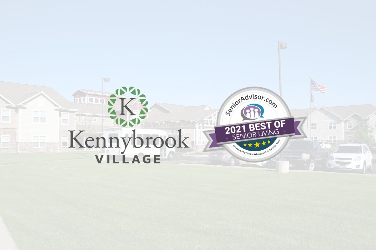 Kennybrook Village Wins 2021 Best of Assisted Living Award From SeniorAdvisor.com