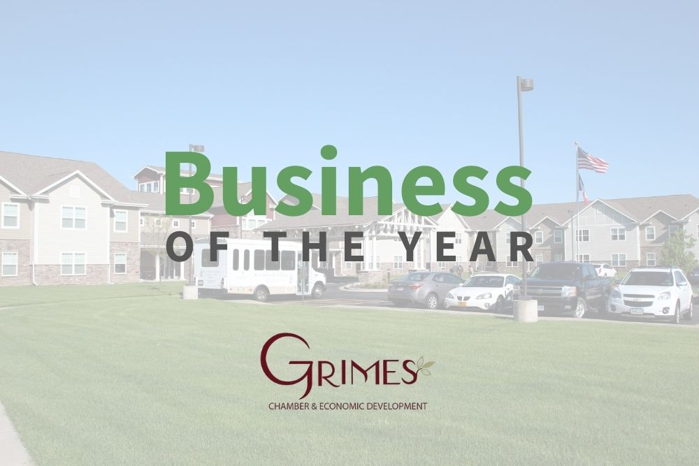 Kennybrook Village Named Grimes Business of the Year